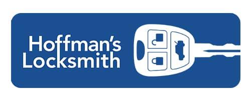 Hoffman's Bonded Locksmith logo