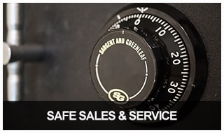 Image of a safe combination dial